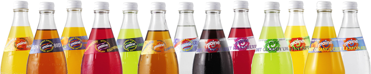 Maine Soft Drinks