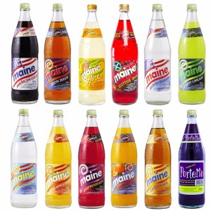 A mixture of the most popular flavours from our glass bottle range