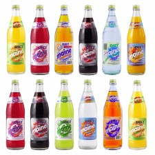 ZERO calorie soft drinks