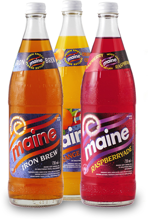 Maine Soft Drinks Produces A Range Of Mineral Waters And