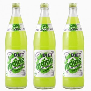 DIET CLOUDY LIME 3