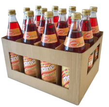 12 x750ml returnable glass bottles of Maine Attaboy!