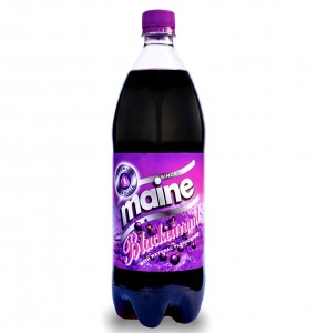 Blackcurrant Cordial from Maine Soft Drinks