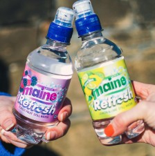Refresh holding bottles image