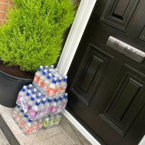 Refresh Flavoured Water Packs Delivered to your door